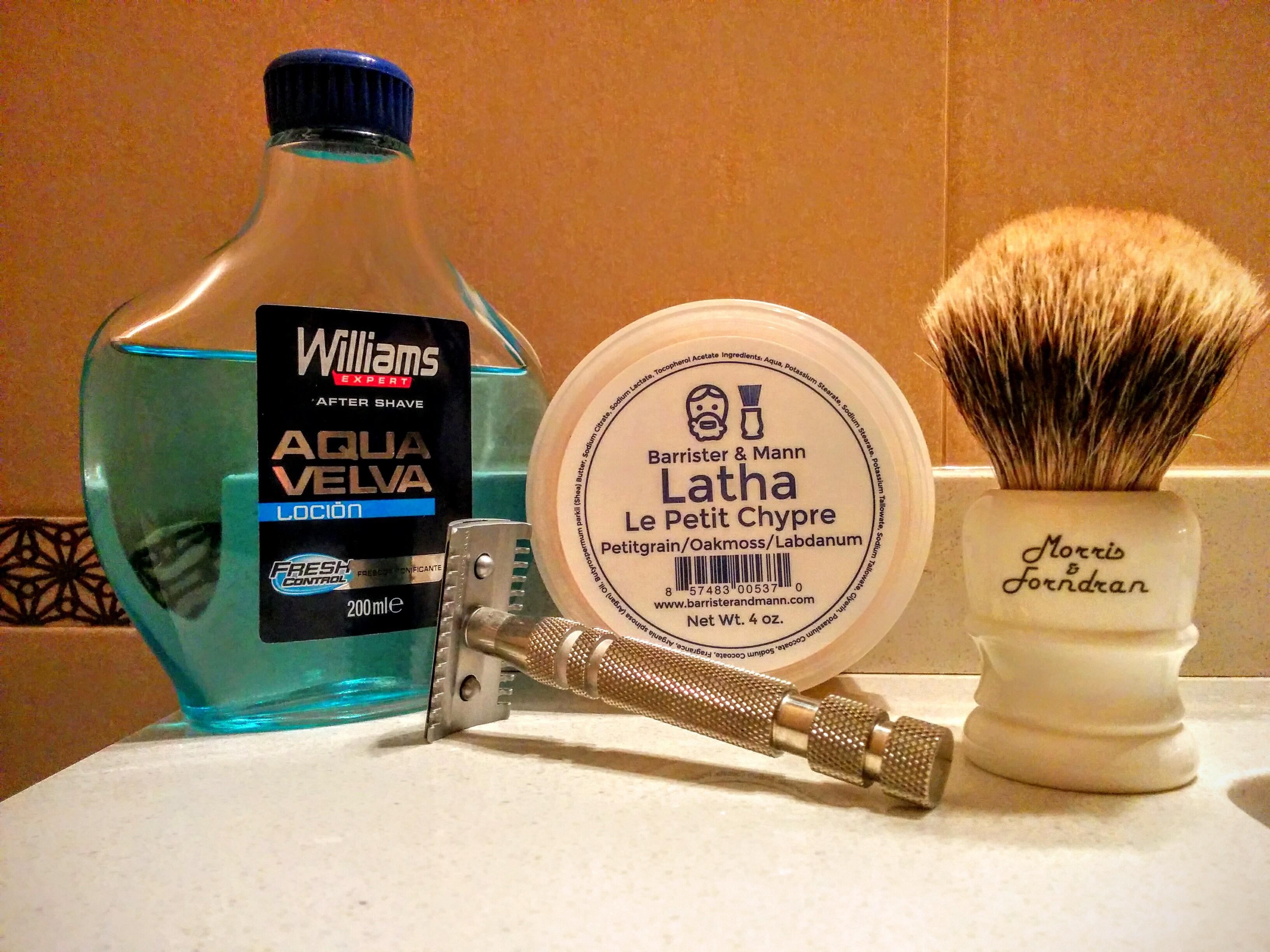 ducha puesto coño afeitado